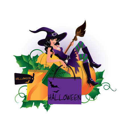 wicca: Halloween shopping