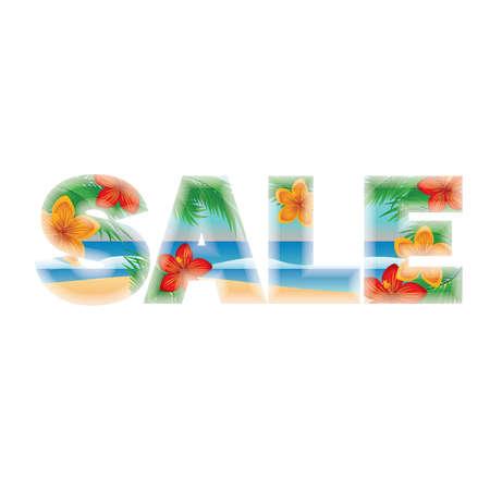 Summer sale design Stock Vector - 13545455