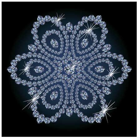귀한: 다이아몬드 꽃
