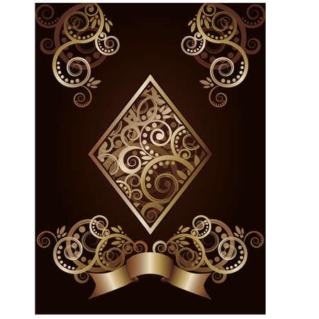 Diamond ace poker playing cards, illustration  Stock Vector - 17714105
