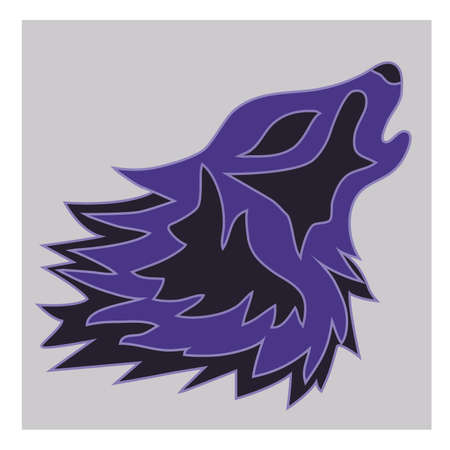 ferocious: Tattoo Wolf
