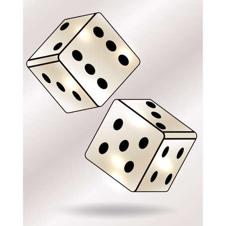 Casino poker vip background, vector illustration