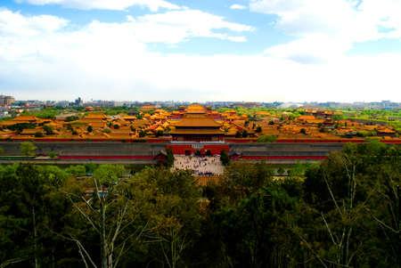 Forbidden City Beijing Peking