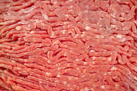 90% lean ground beef (14MP camera,macro).