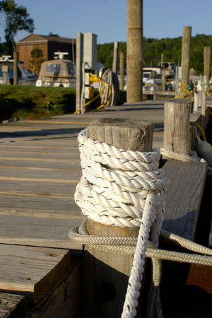 A marina dock line (12MP camera).