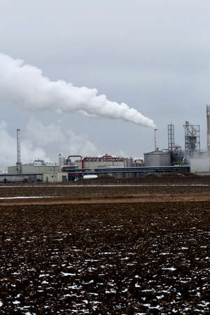 illinois river: Illinois River Ethanol Production Plant