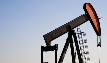 Oil well Stock Photo - 7150219