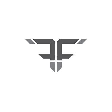 f twiin logo