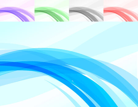 abstract  background available in 5 color options Vector