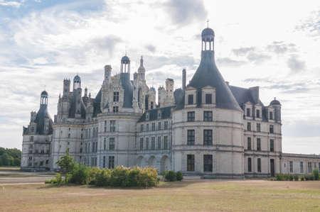 chambord: Details Chambord Loire Valley France