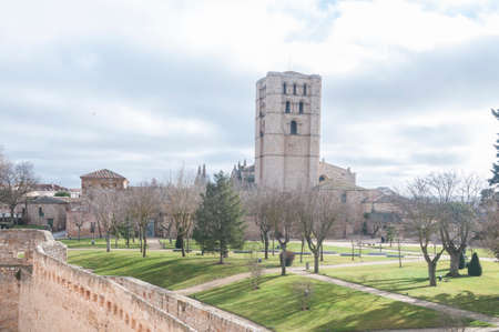 zamora: Details of the city of Zamora Castilla y Leon Spain