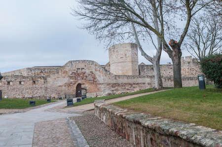 castilla y leon: Details of the city of Zamora Castilla y Leon Spain
