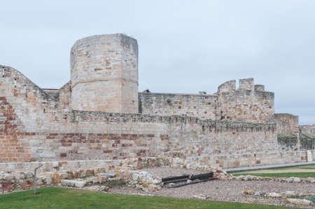 zamora: Details of the city of Zamora Castilla y Leon Spain