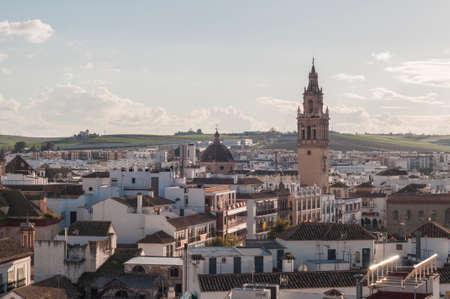 Details Sevilla Andalusia Ecija towers