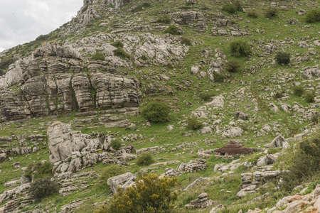malaga: Natural Park Torcal Antequera Malaga