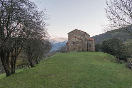 Details of Asturias Spain Stock Photo