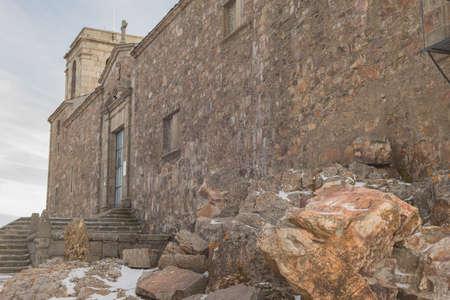 Details of Salamanca Castilla la Mancha Spain Banco de Imagens