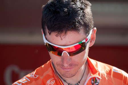igor: Euskaltel leader, Igor Anton, at Vuelta 2012