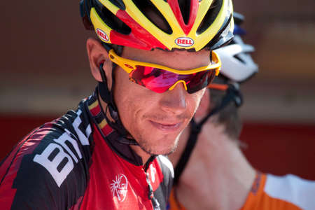 gilbert: Winner of two stages, Barcelona and La Lastrilla, Philippe Gilbert has completed a sensational Vuelta 2012