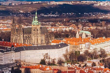 Prague Castle and St. Vitus Cathedral, Czech Republic