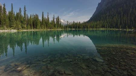canadian rockies: Lake OHara, Yoho National Park, Canadian Rockies, British Columbia