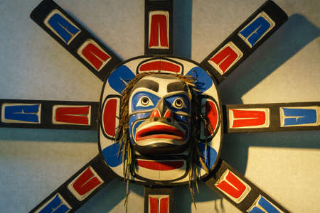 first nations: We enjoyed the BC First Nations carvings. We were impressed by the craftmanship and the vibrant colors were eye catching.