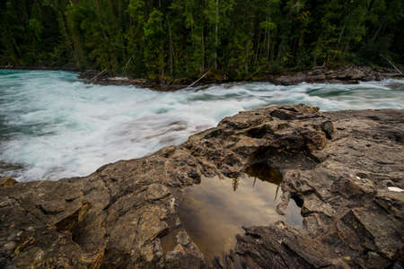 baileys: Baileys Chute in Wells Gray near Clearwater, British Columbia