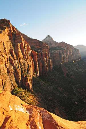 carmel: Mt. Carmelo Scenic Drive, Parque Nacional Zion, Utah