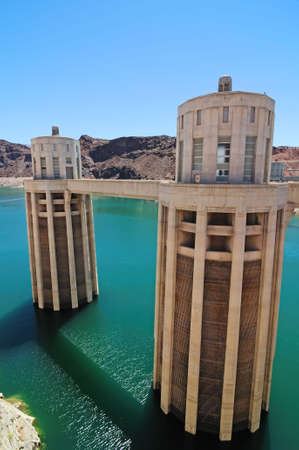 mead: Hoover Dam, Lake Mead, Nevada