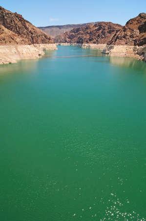 Hoover Dam, Lake Mead, Nevada