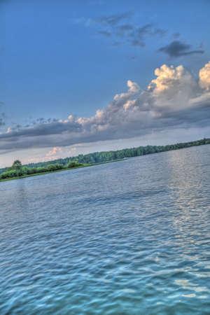anna: Lake Anna Sunset HDR, Lake Anna, Virginia