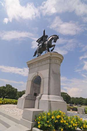 Sam Houston Monument, Houston, Texas