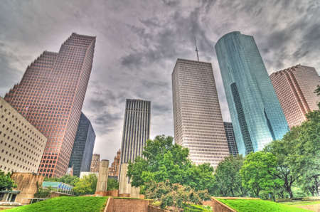Downtown Houston HDR