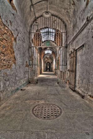 pa: Eastern State Penitentiary, Philadelphia, PA Stock Photo