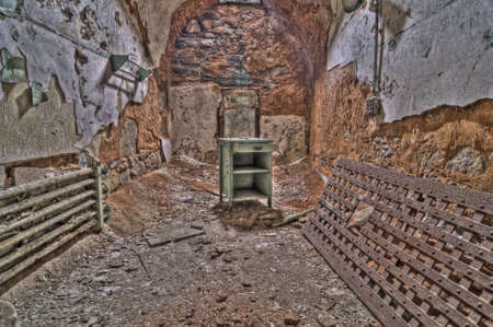 pa: Eastern State Penitentiary, Philadelphia, PA Stock Photo