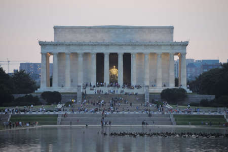 The Lincoln Monument, Washington, DC