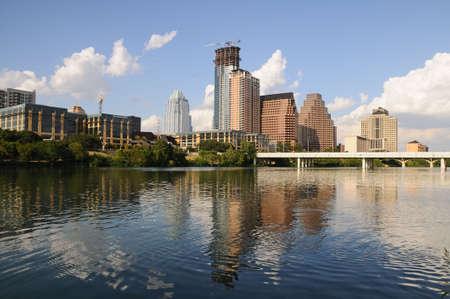 austin: Austin, Texas-skyline