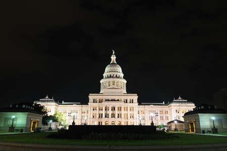 downtown capitol: Texas State Capitol, Austin, Texas Stock Photo