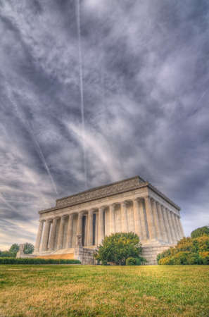 The Lincoln Monument, Washington, DC photo