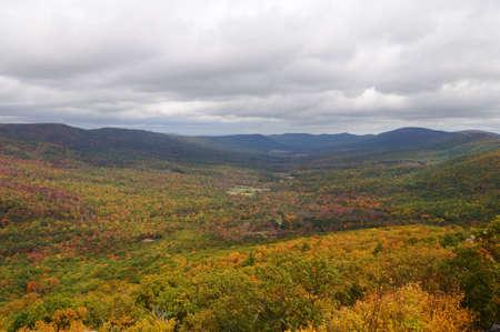 Tibbet Knob, George Washington National Forest, Virginia photo