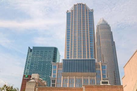 charlotte: Hearst Tower, Charlotte NC