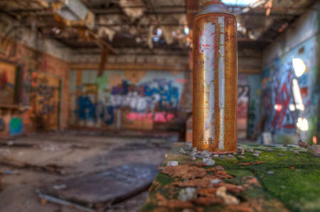 rusts: Rusted Can Stock Photo