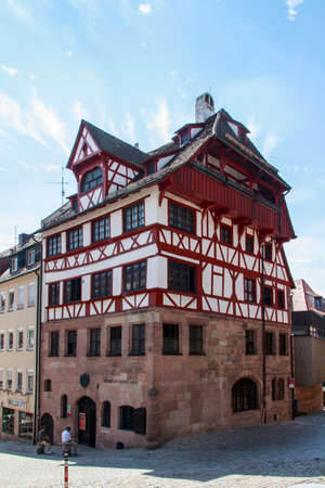 theorist: The Albrecht Drers House Albrecht Durer House what the home of German Renaissance artist Albrecht Drer, the house is located close to the Nuremberg Castle and now serves as museum