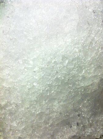 shiny: Ice background Stock Photo