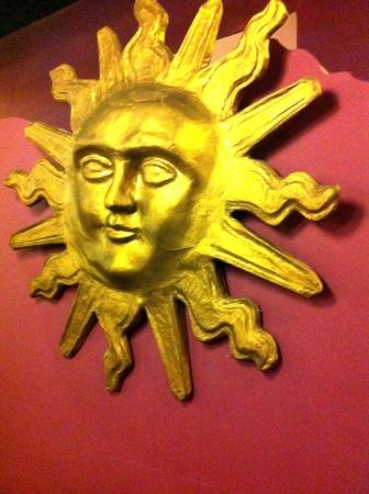 gold: Classic golden sun