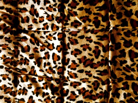 print: Leopard pattern