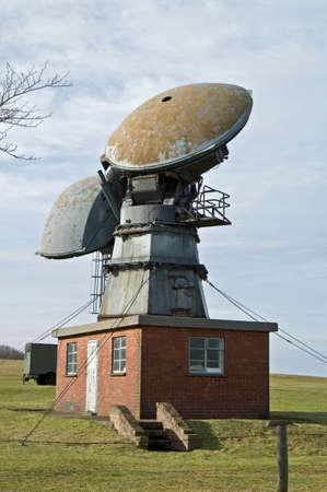 world war two: A world war two radar station