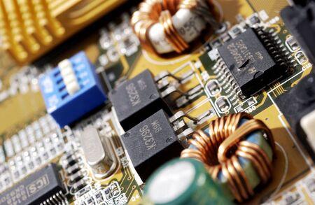cip: MICROCIP                             Stock Photo