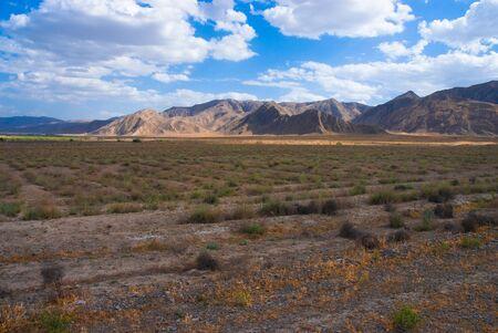 mountains in Turkmenistan Stock Photo - 8921625