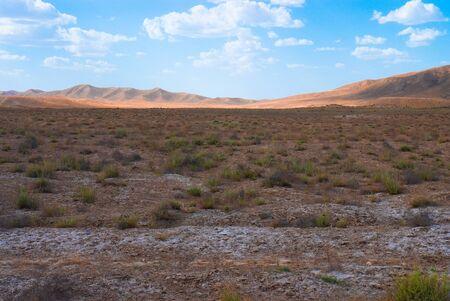 mountains in Turkmenistan photo